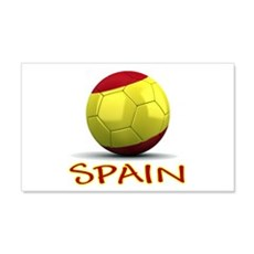 Team Spain 22x14 Wall Peel