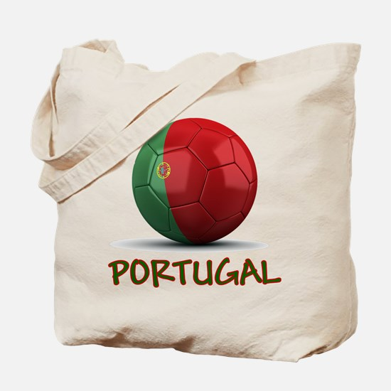 Team Portugal Tote Bag