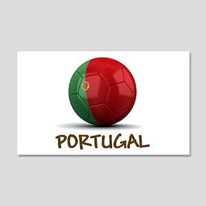 Team Portugal 22x14 Wall Peel