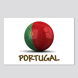 Team Portugal Postcards (Package of 8)