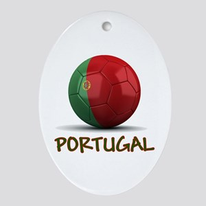 Team Portugal Ornament (Oval)