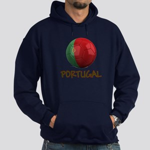Team Portugal Hoodie (dark)