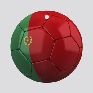 Team Portugal Ornament (Round)