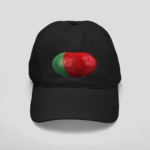 Team Portugal Black Cap