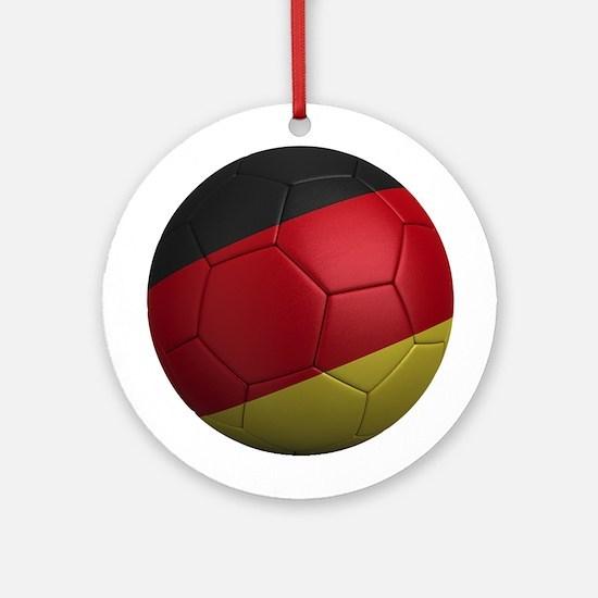 Team Germany Ornament (Round)