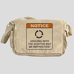 Auditor / Argue Messenger Bag