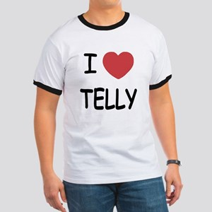 I heart telly Ringer T