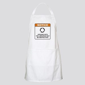 Librarian / Argue Apron