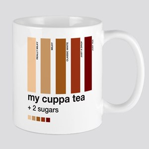 My Cuppa Tea - 2 Sugars Mug