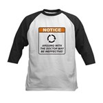 Doctor / Argue Kids Baseball Jersey