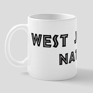 West Jordan Native Mug