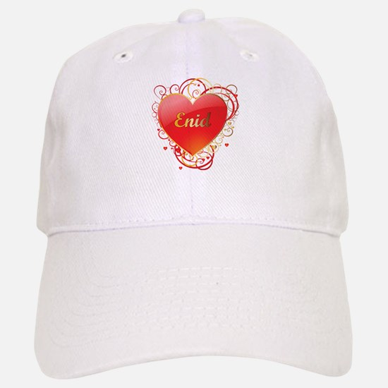 Enid Valentines Baseball Baseball Cap