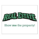 Real Estate / Property Small Poster