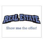 Real Estate / Offer Small Poster