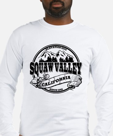 Squaw Valley Old Circle Long Sleeve T-Shirt