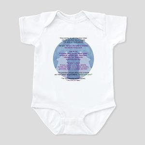 Wolf Wisdom Infant Bodysuit