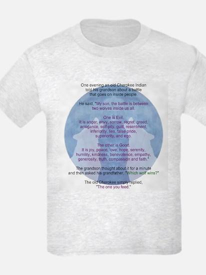 Wolf Wisdom T-Shirt
