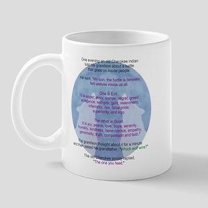Wolf Wisdom Mug