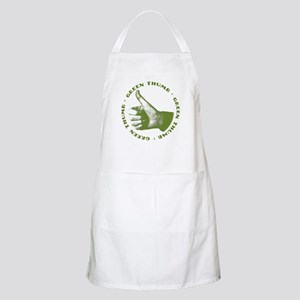 Green Thumb BBQ Apron