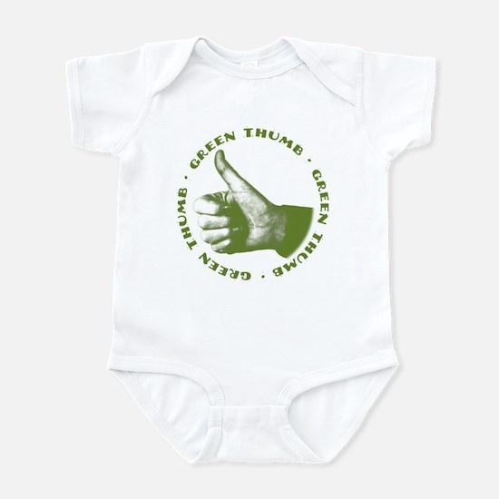 Green Thumb Infant Creeper