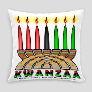 Kwanzaa Everyday Pillow