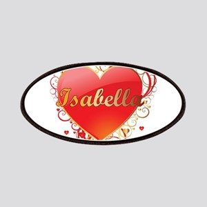 Isabella Valentines Patches
