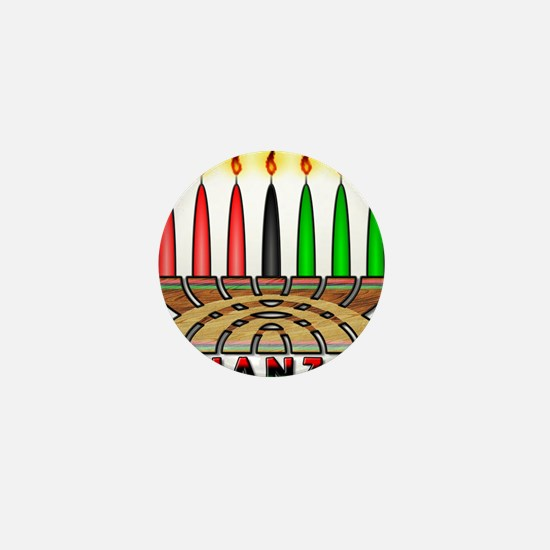Kwanzaa Mini Button