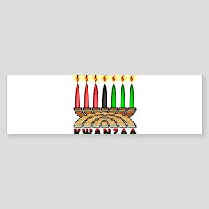 Kwanzaa Sticker (Bumper)