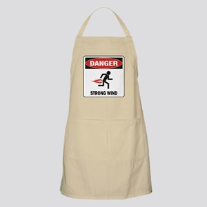 Strong Wind Apron