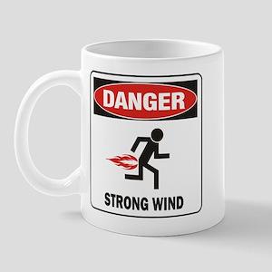Strong Wind Mug