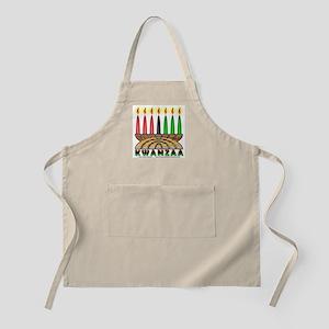 Kwanzaa Light Apron