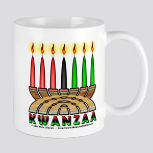 Kwanzaa 11 oz Ceramic Mug