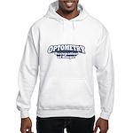 Optometry / Kings Hooded Sweatshirt