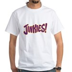 Jinkies White T-Shirt