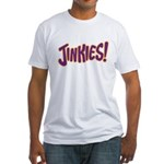 Jinkies Fitted T-Shirt