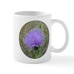Thistle Flower Mug