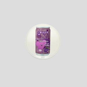 Grape Cola Mini Button
