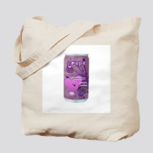 Grape Cola Tote Bag