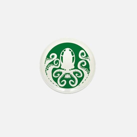 Cthulhu Coffee Mini Button