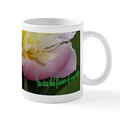 Romance, Flower Mug/cup