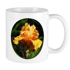 Golden Iris Mug