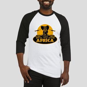 Africa Safari Baseball Jersey