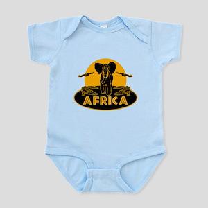 Africa Safari Infant Bodysuit