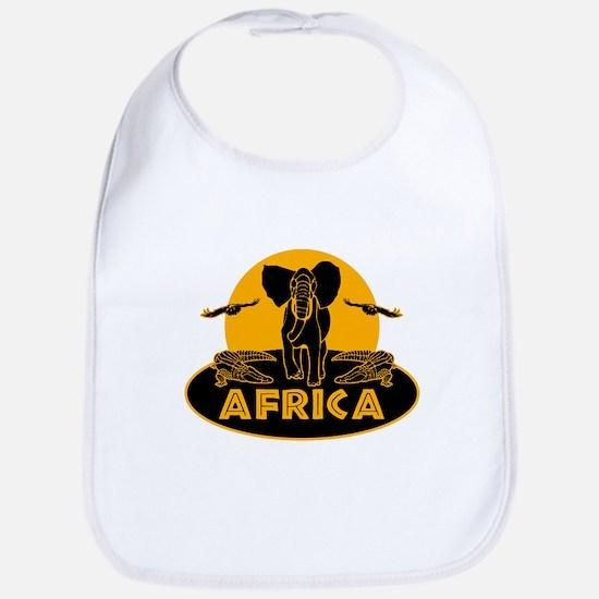 Africa Safari Bib