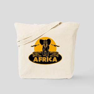 Africa Safari Tote Bag