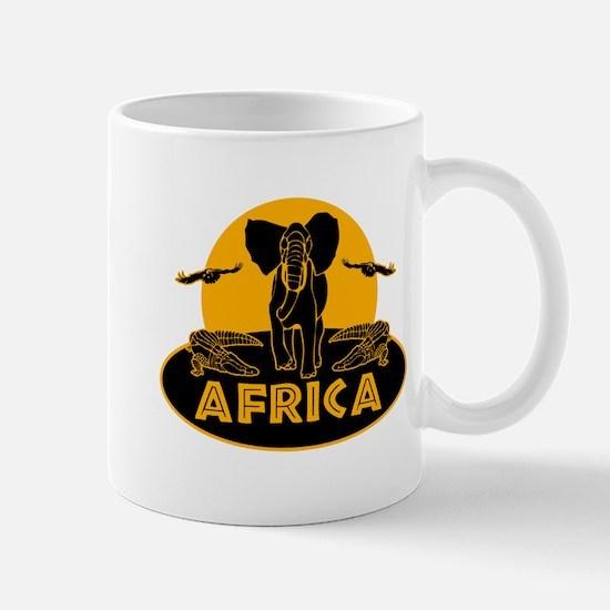 Africa Safari Mug