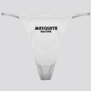 Mesquite Native Classic Thong