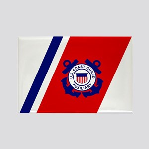 Coast Guard Auxiliary<BR> Horizontal Magnet