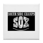 South Side Champs SOX Tile Coaster
