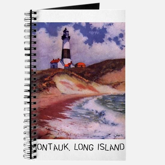 Montauk Lighthouse Journal